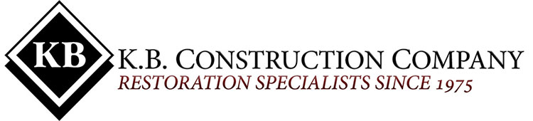 KB Construction Company Logo